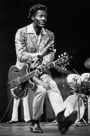 Sorry, that Chuck berry with naked girls interesting. Prompt