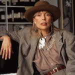 Happy birthday, Joni Mitchell!