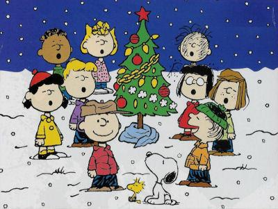 Christmas Pictures on On December 9 1965 A Charlie Brown Christmas First Aired On Cbs