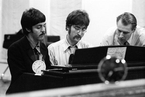 Behind the making of the Beatles'