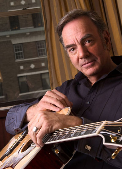 An interview with Neil Diamond on his life as a songwriter