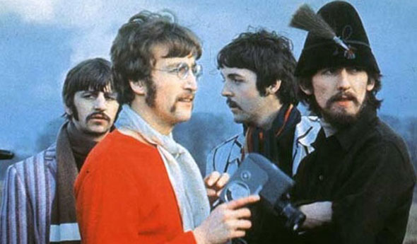 imagine youtube beatles