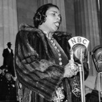Marian Anderson's April 9, 1939 Lincoln Memorial Performance