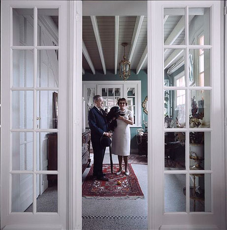 Rene And Georgette Magritte With Their Dog Music Video
